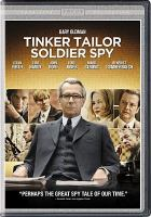 Cover image for Tinker tailor soldier spy