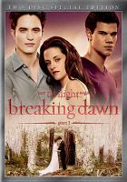 Cover image for Breaking dawn. Part 1
