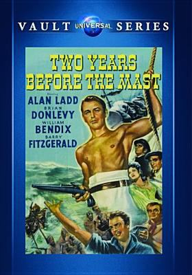 Cover image for Two years before the mast [videorecording DVD]