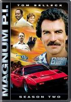 Cover image for Magnum P.I. Season 2, Complete