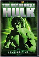Cover image for The Incredible Hulk. Season 5, Complete [videorecording DVD]