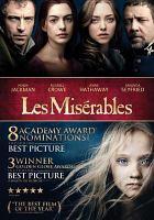 Cover image for Les Misérables (Hugh Jackman version)