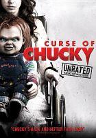 Imagen de portada para Curse of Chucky [videorecording DVD]