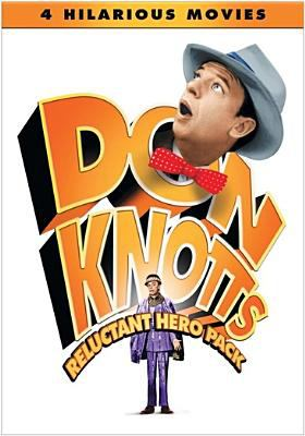 Cover image for Don Knotts reluctant hero pack [videorecording DVD]