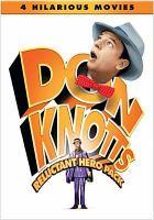 Imagen de portada para Don Knotts reluctant hero pack [videorecording DVD]