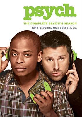 Cover image for Psych. Season 7, Complete