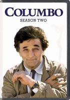 Cover image for Columbo. Season 2, Complete