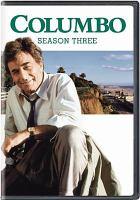 Cover image for Columbo. Season 3, Complete