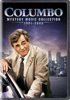 Cover image for Columbo. Mystery movie collection 1991-2003