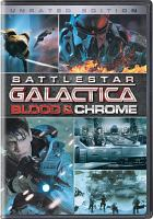 Cover image for Battlestar Galactica. Blood & chrome