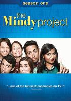 Cover image for The Mindy project. Season 1, Complete [videorecording DVD]