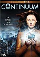 Cover image for Continuum. Season 1, Complete