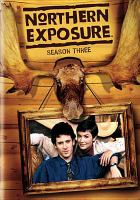 Cover image for Northern exposure. Season 3, Complete [videorecording DVD].