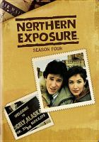 Cover image for Northern exposure. Season 4, Complete [videorecording DVD].