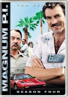 Cover image for Magnum P.I. Season 4, Complete