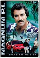 Cover image for Magnum P.I. Season 3, Complete