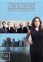 Cover image for Law & order, SVU. Season 14, Complete