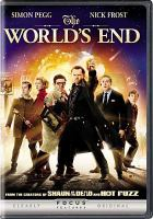 Cover image for The world's end