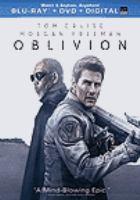 Cover image for Oblivion [videorecording Blu-ray]