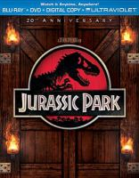 Cover image for Jurassic Park [videorecording Blu-ray]