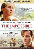 Cover image for The impossible