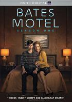 Cover image for Bates Motel. Season 1, Complete