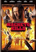 Imagen de portada para Machete kills