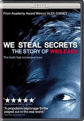 Cover image for We steal secrets [videorecording DVD] : the story of Wikileaks