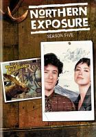 Cover image for Northern exposure. Season 5, Complete [videorecording DVD].
