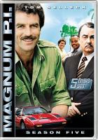 Cover image for Magnum P.I. Season 5, Complete [videorecording DVD]