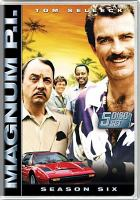 Cover image for Magnum P.I. Season 6, Complete