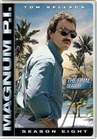 Cover image for Magnum P.I. Season 8 Complete the final season