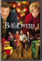 Cover image for The Borrowers [videorecording DVD] : (Christopher Eccleston version)