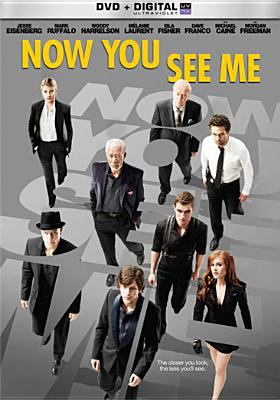 Cover image for Now you see me