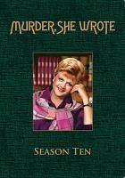 Imagen de portada para Murder, she wrote. Season 10, Complete [videorecording DVD].