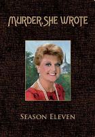 Imagen de portada para Murder, she wrote. Season 11, Complete [videorecording DVD].