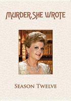 Imagen de portada para Murder, she wrote. Season 12, Complete [videorecording DVD].