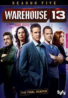 Cover image for Warehouse 13. Season 5, Complete [videorecording DVD]