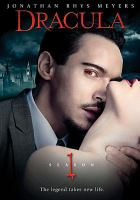 Cover image for Dracula. Season 1, Complete [videorecording DVD]