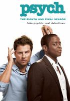 Cover image for Psych. Season 8, Complete [videorecording DVD]