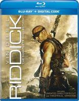 Imagen de portada para Pitch black [videorecording Blu-ray] ; Chronicles of Riddick : Dark fury.