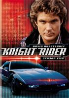 Cover image for Knight rider. Season 2, Complete
