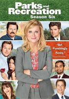 Cover image for Parks and recreation. Season 6 Complete [videorecording DVD]