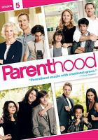 Cover image for Parenthood. Season 5, Complete [videorecording DVD]