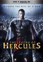 Cover image for The legend of Hercules [videorecording DVD]