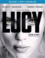 Cover image for Lucy [videorecording Blu-ray]