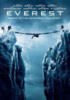 Cover image for Everest [videorecording DVD]