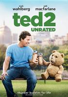 Cover image for Ted 2 [videorecording DVD]