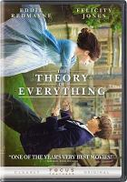 Cover image for The theory of everything [videorecording DVD]