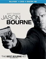 Cover image for Jason Bourne [videorecording Blu-ray]